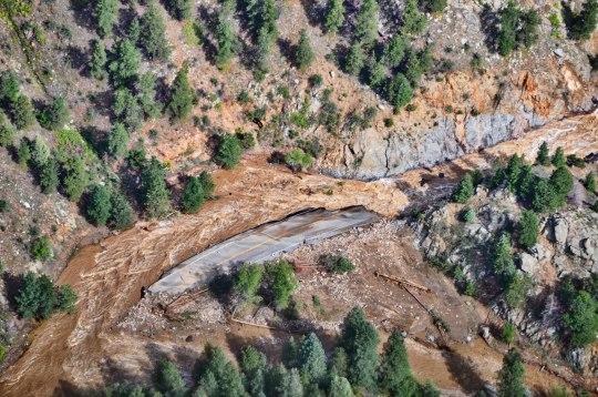 james canyon destruction