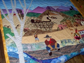 Jamestown Quilt Project